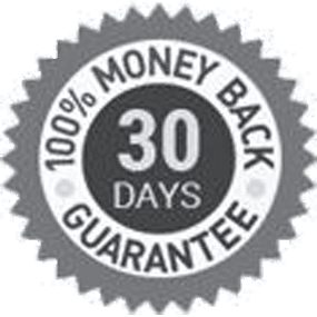 Image of 100% Money Back Guarantee