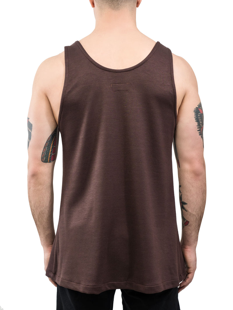 Gypsy Tank Top Brown