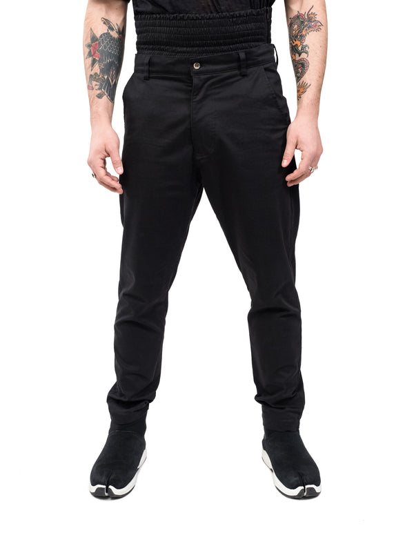 Nano V2 Slacks Black