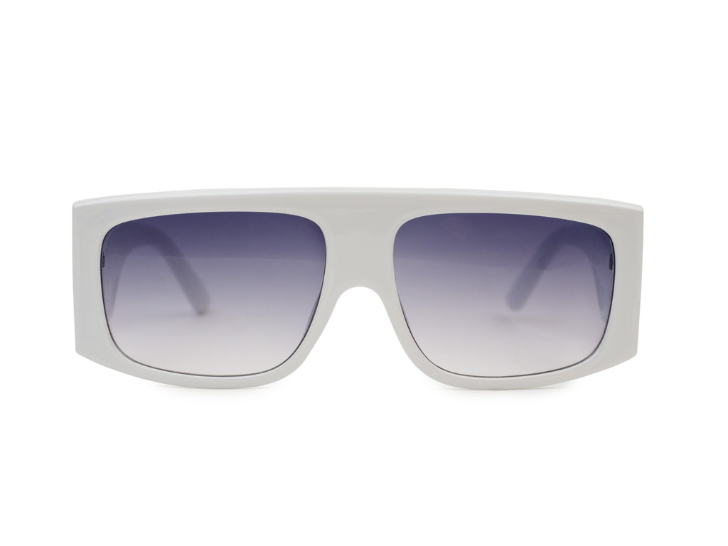 Sio Sunglasses White