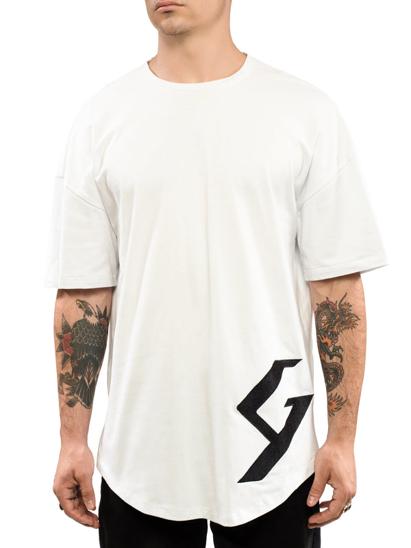 G Logo T-Shirt White