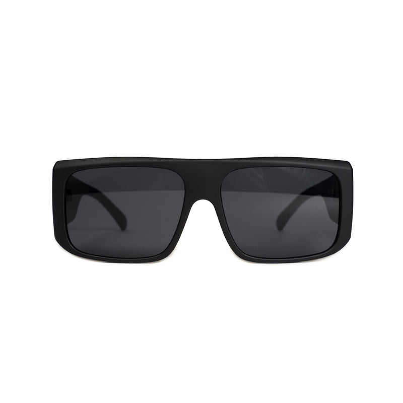 Quad Sunglasses Matte Black
