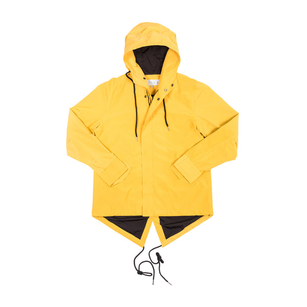 Preorder Fishtail Parka Yellow