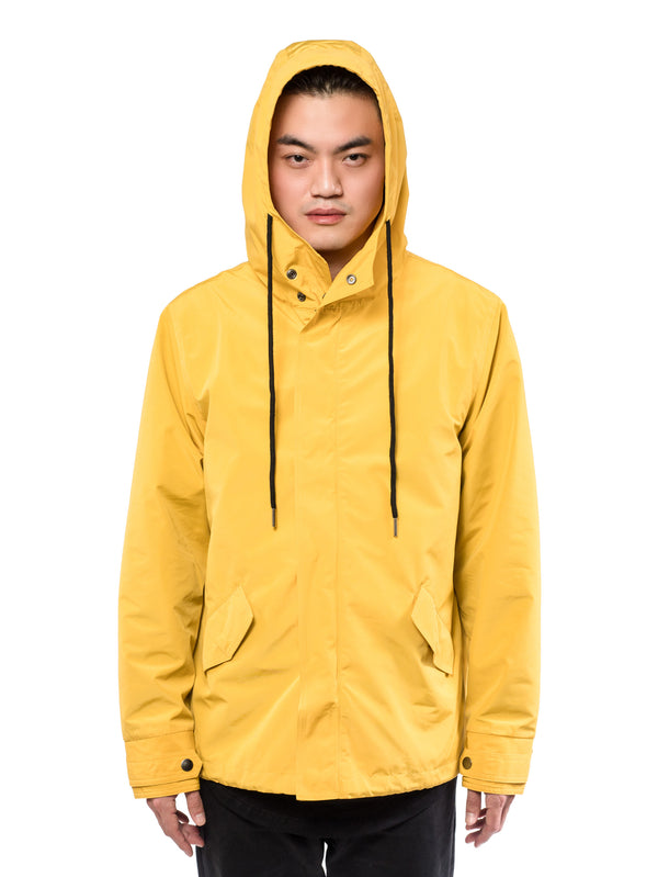 Fishtail Parka Yellow