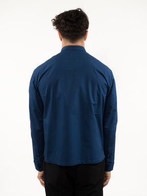 "Homefront Button Down ""Indigo Series"""