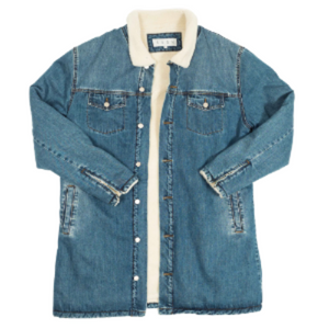 Wester Denim Coat