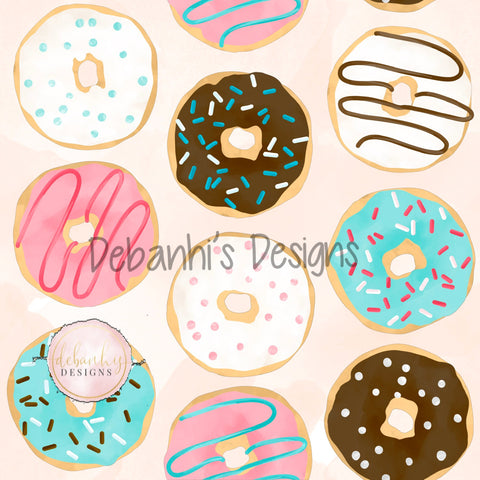 Donuts  - Choose Your Style