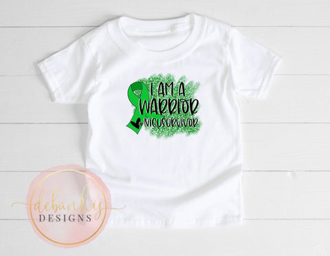 NICU Warrior Kid's Tee