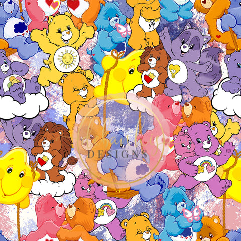 Care Bears Crop Top
