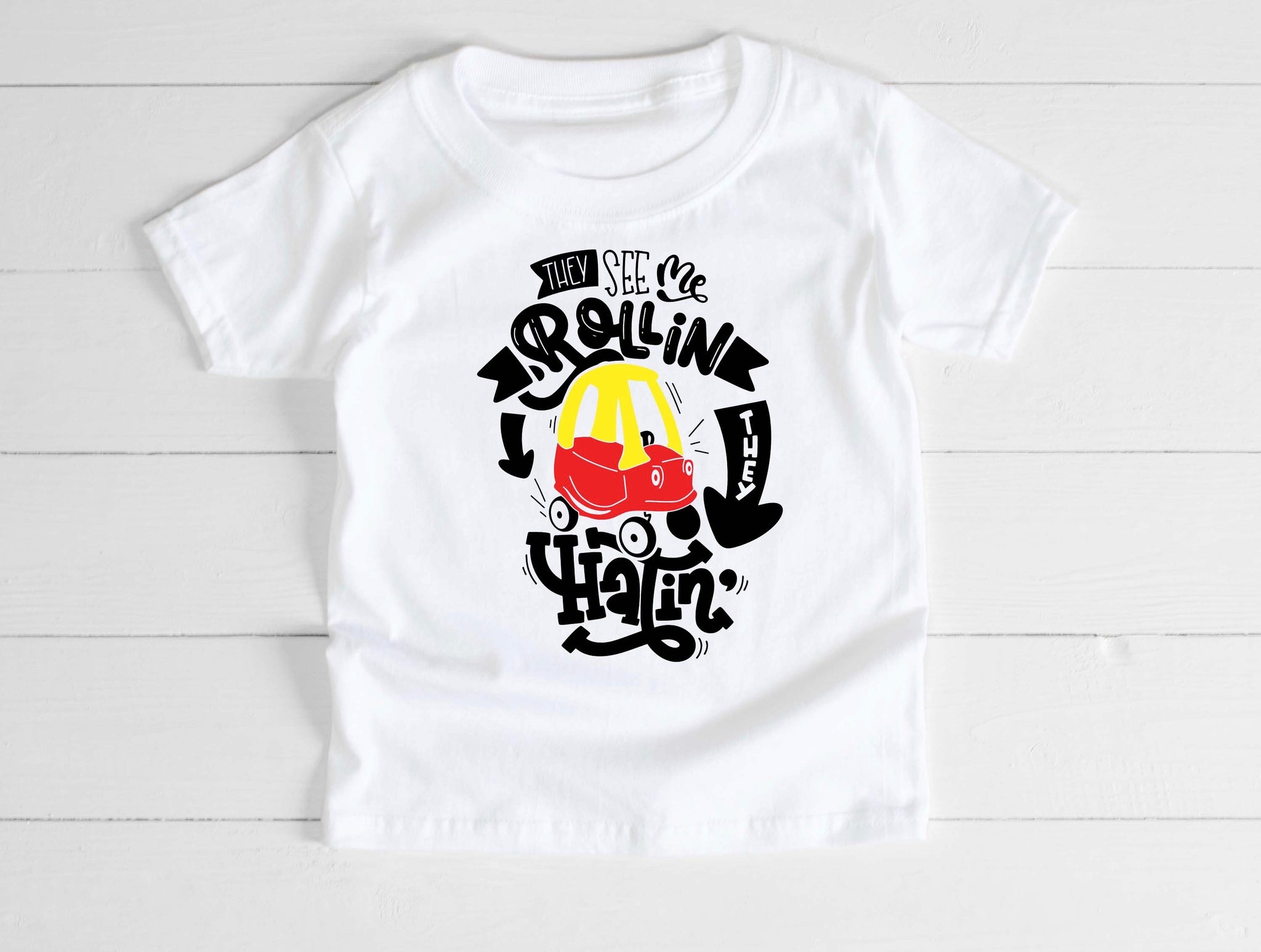 {Rolling Tee} Kids/Youth