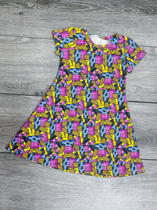 Sally Patches Dress