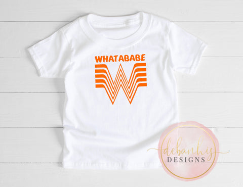 Whatababe Kid's Tee