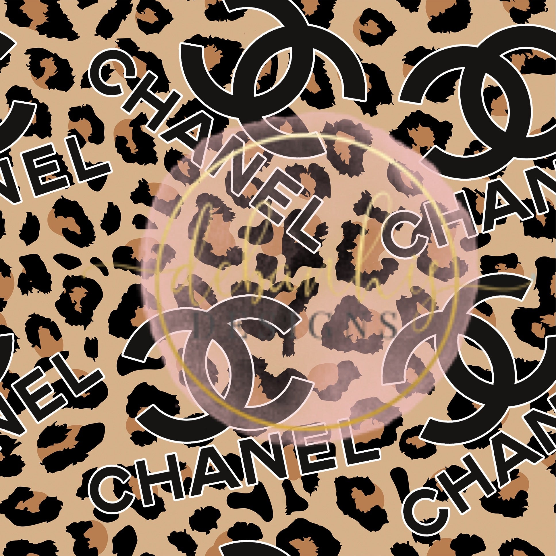 Chanel headwrap