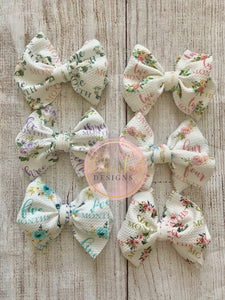 Monthly bows