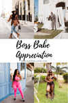 Boss Babe Appreciation JaLisa E. Jefferson  @jalisaevaughn - Personally She