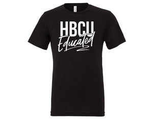 HBCU Educated Tee