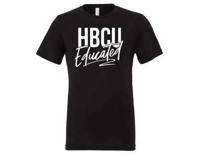 HBCU Educated Tee - Personally She