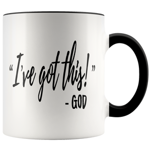 God's Got This Mug