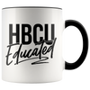 HBCU Educated Mug