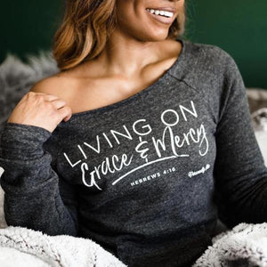Grace & Mercy Sweatshirt