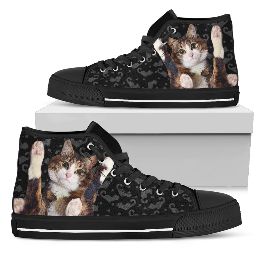 Rexie Cat High Tops