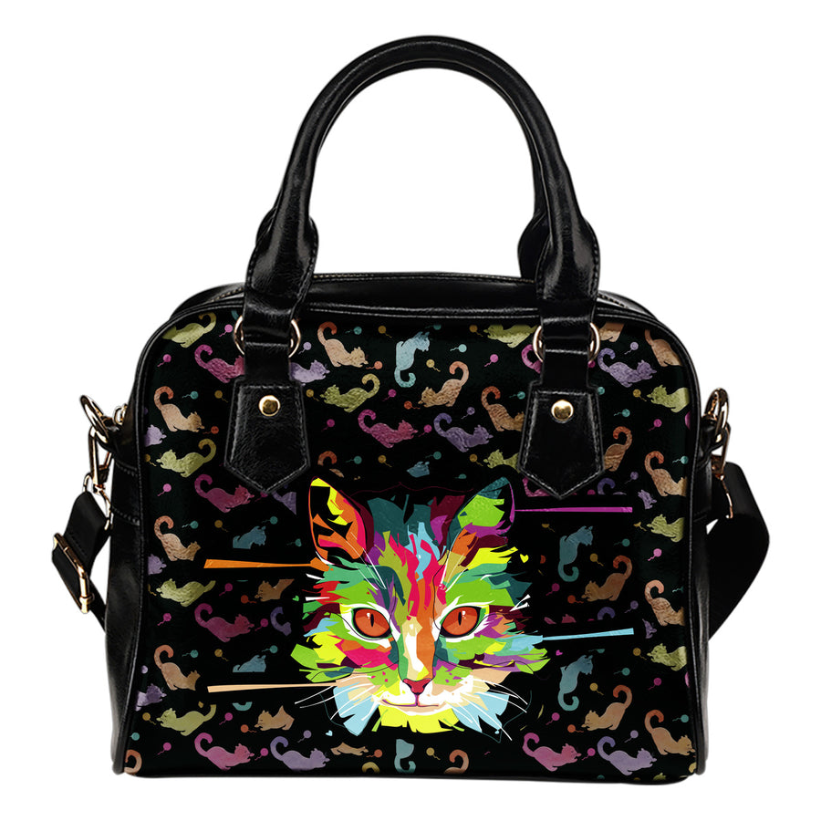 Fierce Cat Handbag
