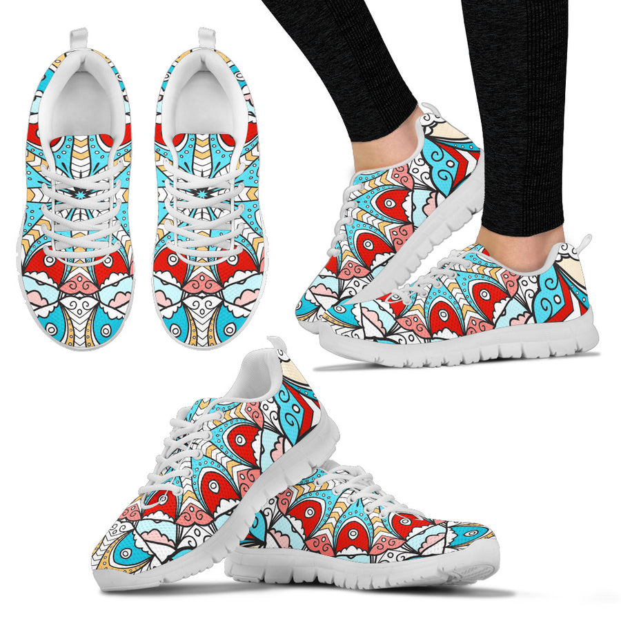 Mandala Art Sneakers