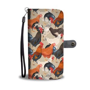Chicken Wallet Phone Case