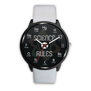 Science Rules Watch