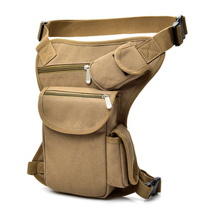 The Ultimate Military and Motorcycle Drop Leg Bag