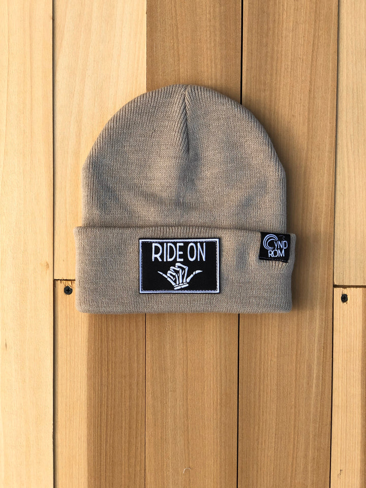 """Ride On"" Beanie"