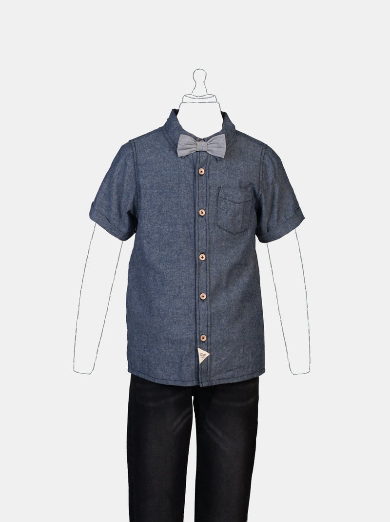 Easy Essential (Navy) Navy - Robby Rabbit Boys