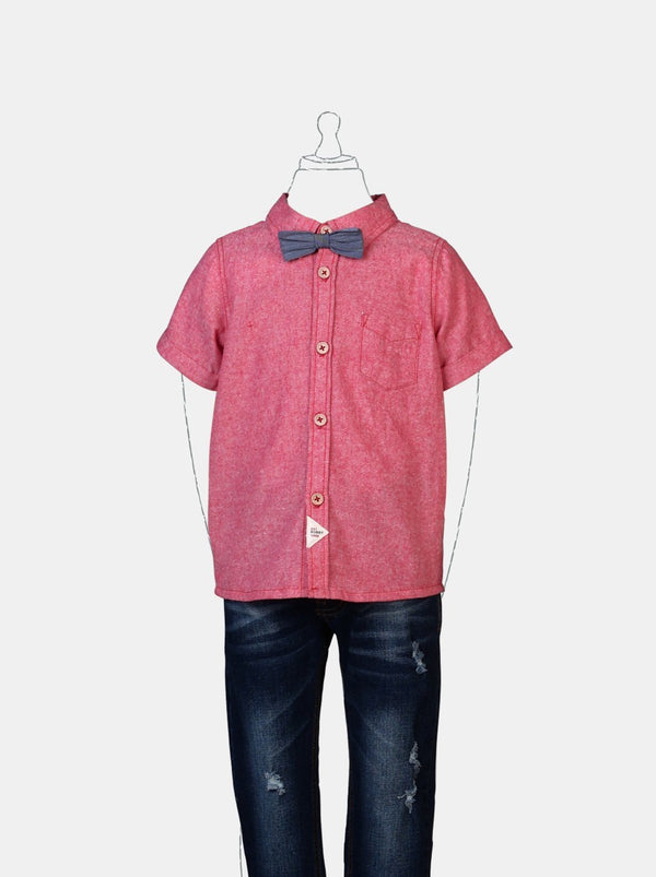 Easy Essential (Red) Red - Robby Rabbit Boys