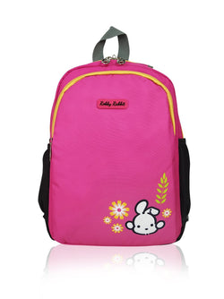 Hearts and Unicorns (Reversible) - 15in Backpack (Pink)  - Robby Rabbit Girls