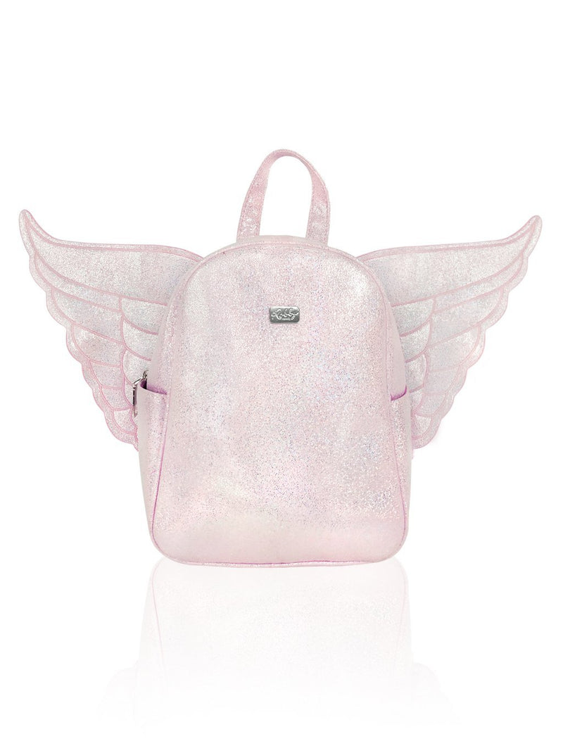 Magical Butterfly - 9in Backpack (Pink)  - Robby Rabbit Girls