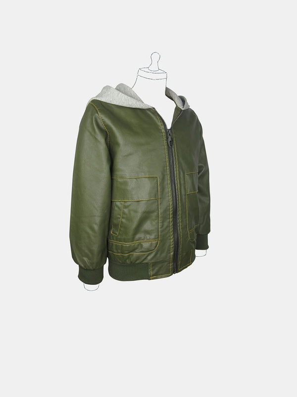 A2 Bomber (Green)