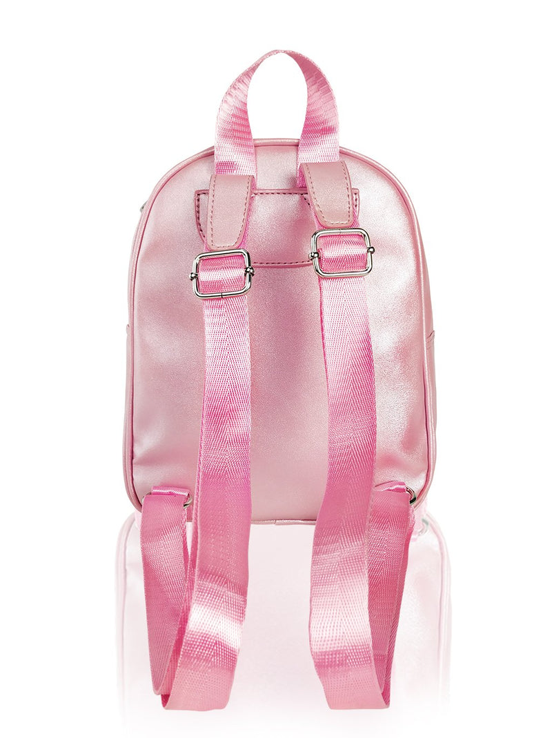 Dazzling Piece - 10in Backpack (Pink)