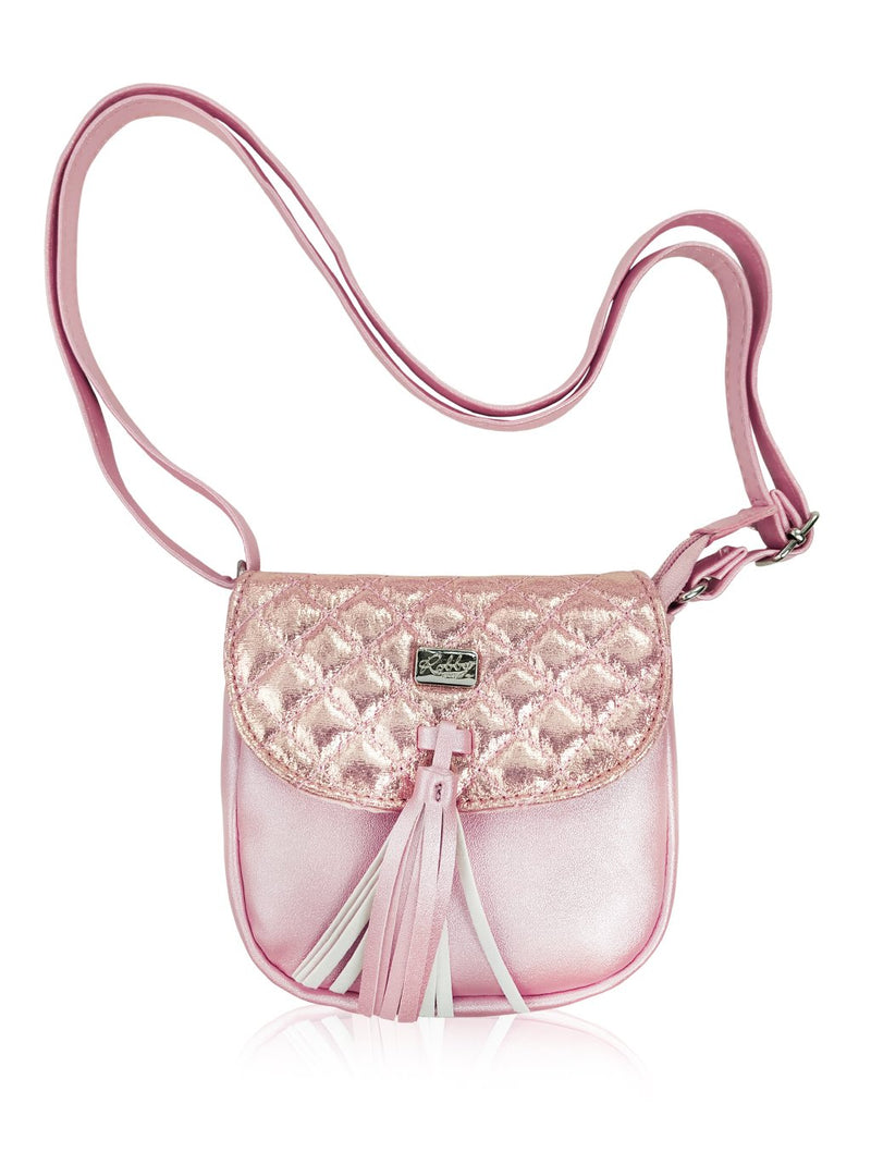 Dazzling Piece - Sling Bag (Pink)  - Robby Rabbit Girls