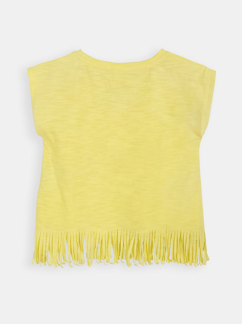 Fringed Frenchie (Yellow)