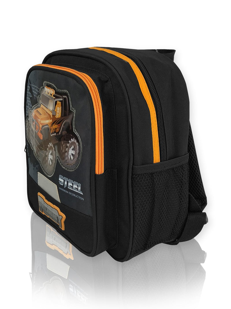 Steering Wheel - 10in Backpack (Black)