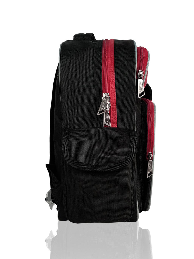 Jaunty Drift - 14in Backpack (Black)