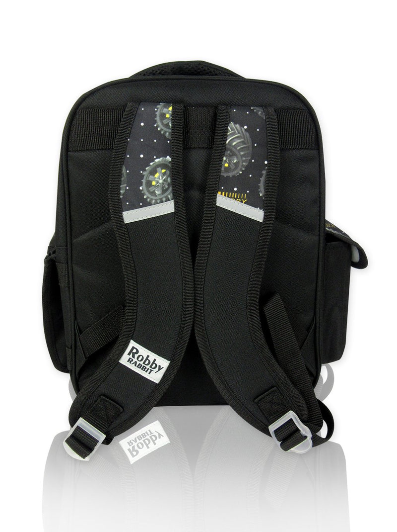 Monster Jump - 14in Backpack (Black)