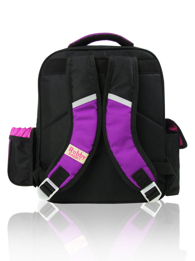 Playful Butterfly - 12in Backpack (Purple)