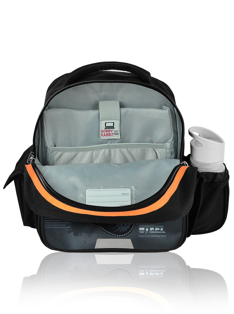 Steering Wheel - 12in Backpack (Black)