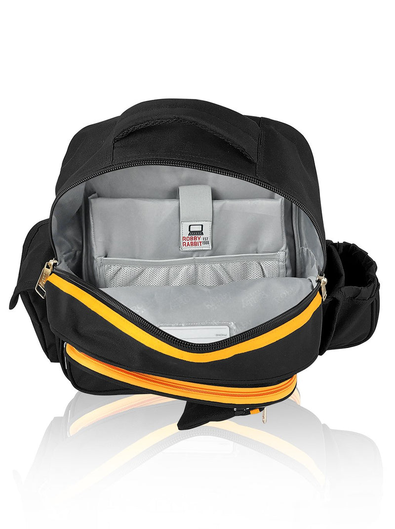 Steering Wheel - 14in Backpack (Black)