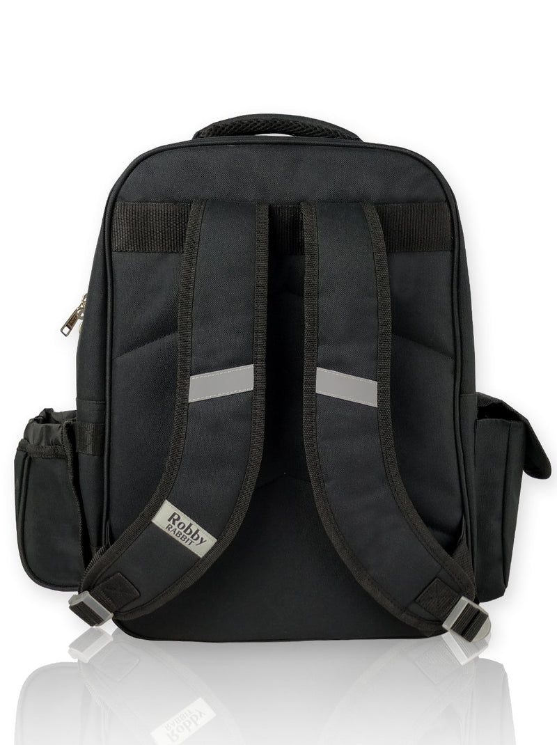 Steering Wheel - 16in Backpack (Black)