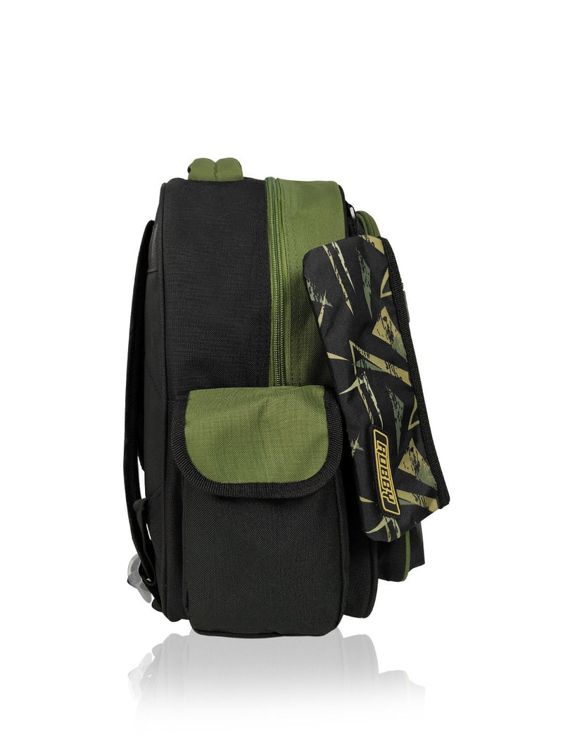 Ridge Racer - 14in Backpack (Green)