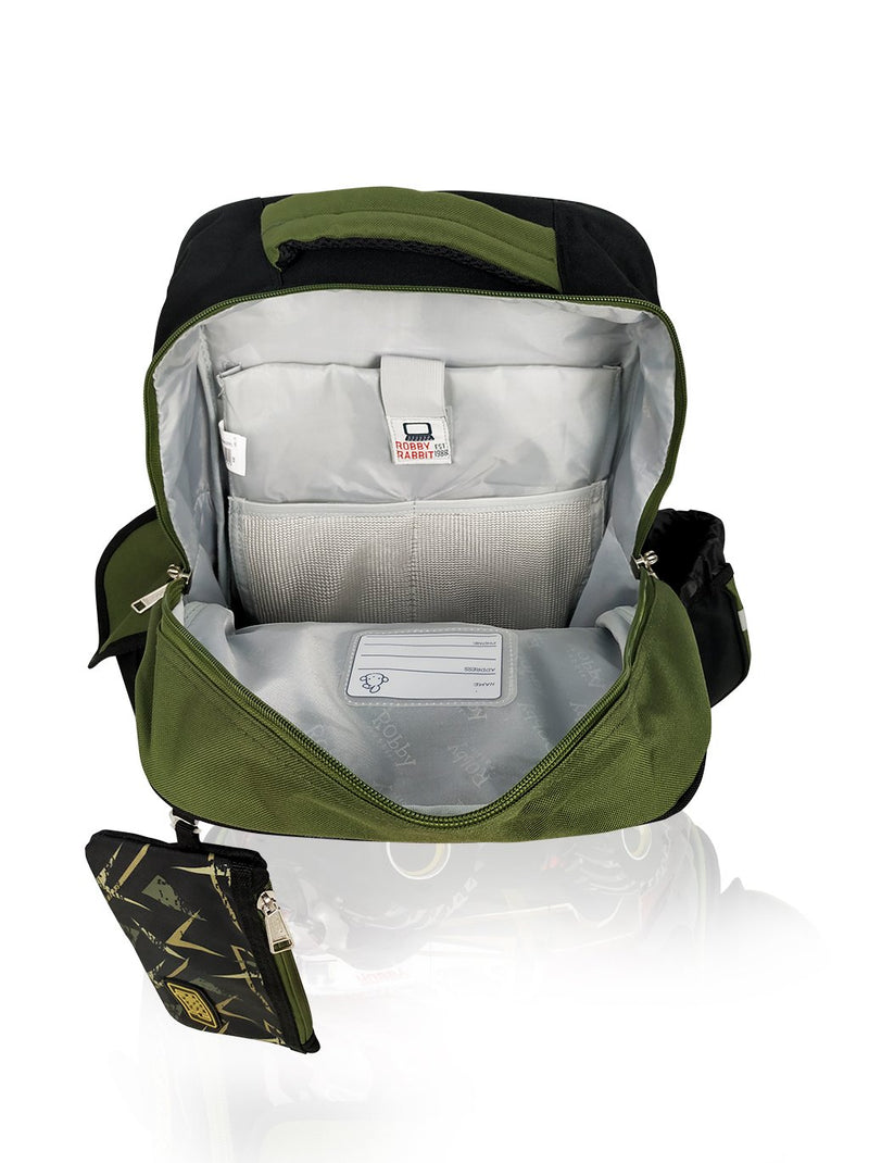 Ridge Racer - 16in Backpack (Green)