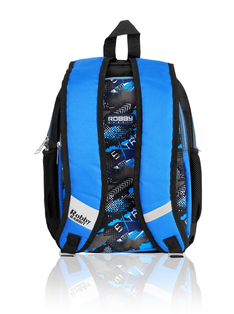 Robby Duo (Reversible) - 15in Backpack (Blue)