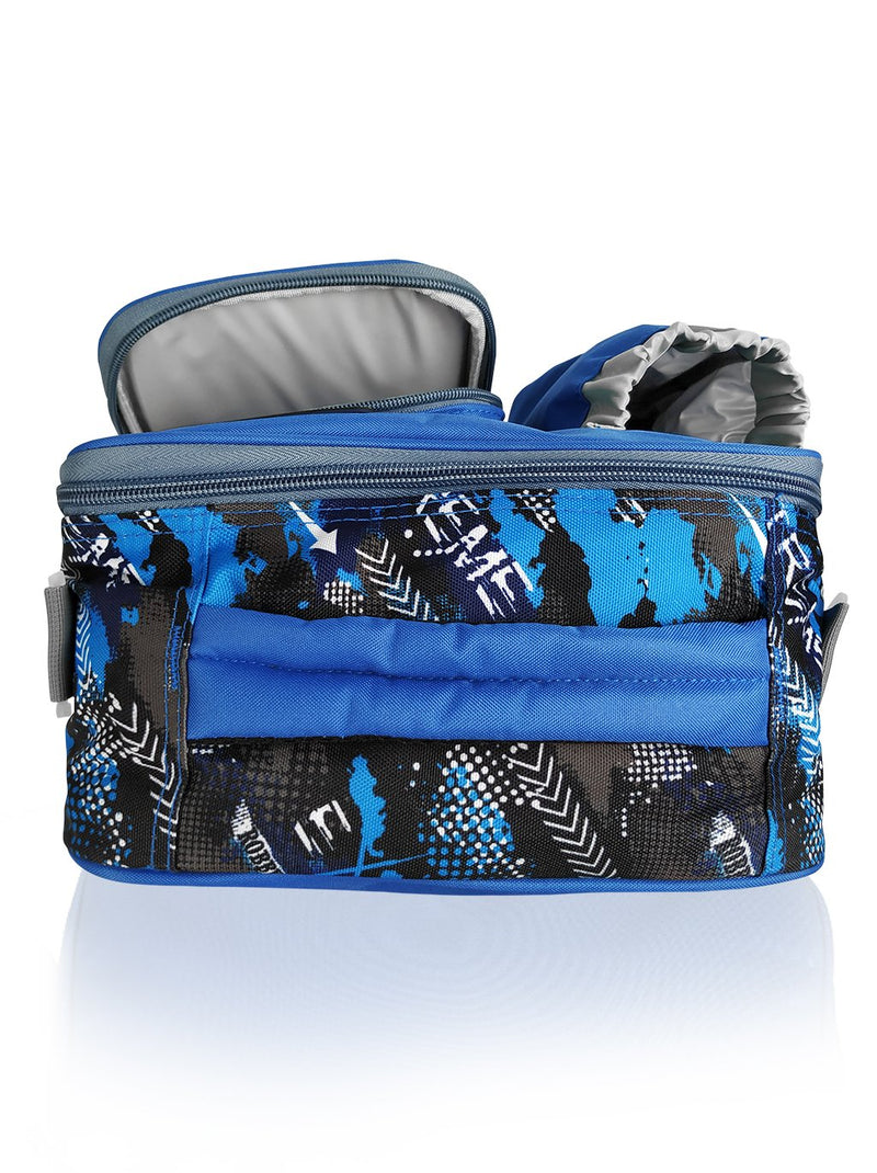 Robby Duo - Thermal Lunch Bag (Blue)
